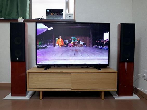 テレビ出力