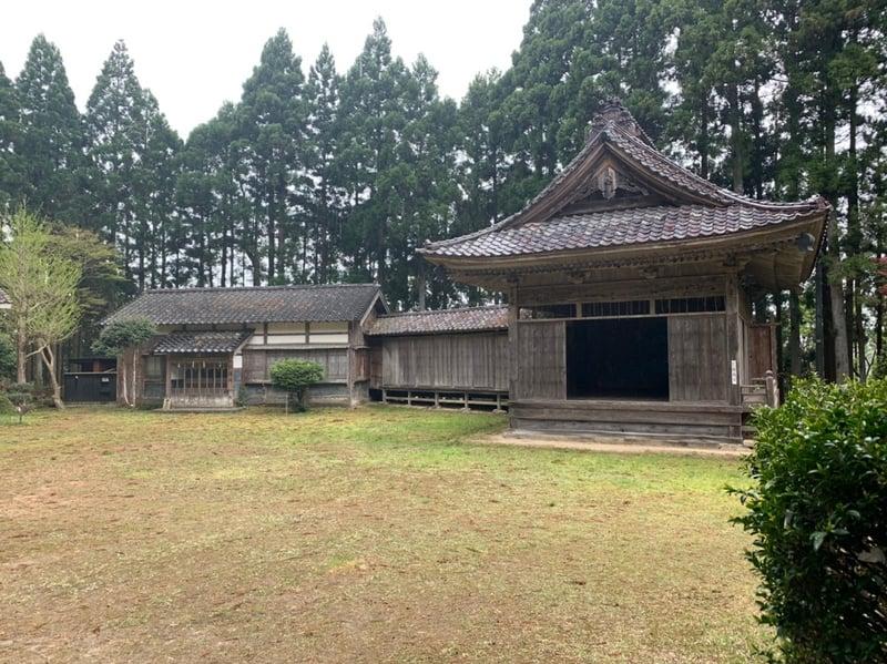 牛尾神社の能舞台