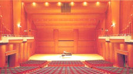 坂東市民音楽ホール ベルフォーレ